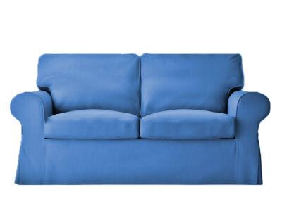 Ektorp kanapé huzat 2 személyes kinyitható (új modell)  -  tengerkék