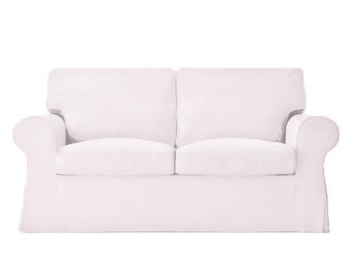 Ektorp kanapé huzat 2 személyes kinyitható (új modell) - törtfehér
