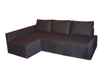 Friheten kanapé huzat - bal oldali - sötétszürke