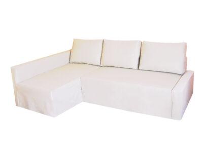 Friheten kanapé huzat - bal oldali - törtfehér