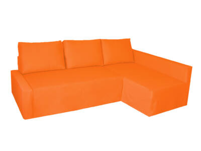Friheten kanapé huzat - jobb oldali - élénk narancs