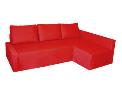 Friheten kanapé huzat - jobb oldali - piros