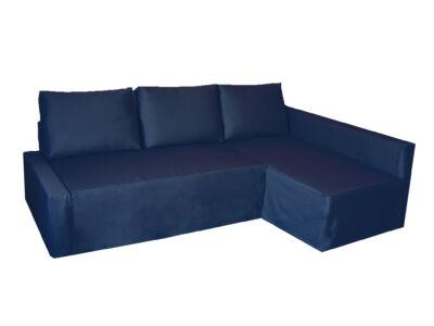 Friheten kanapéhuzat - jobb oldali - sötétkék