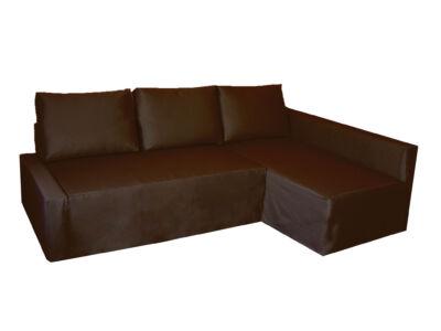 Friheten kanapé huzat - jobb oldali - csokoládébarna