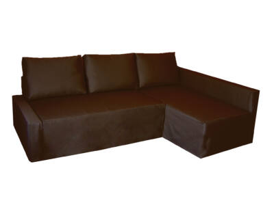 Friheten kanapé huzat - jobb oldali - Hanna-csokoládébarna