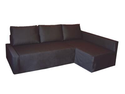 Friheten kanapéhuzat - jobb oldali - sötétszürke