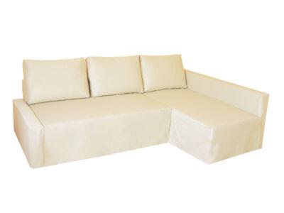 Friheten kanapé huzat - jobb oldali - bézs