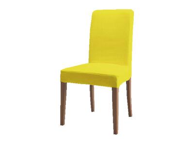 Henriksdal székhuzat  - citromsárga