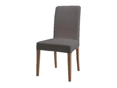 Henriksdal székhuzat - sötétszürke