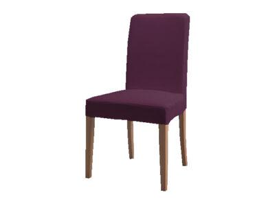 Henriksdal székhuzat - padlizsánlila