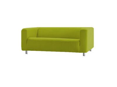 Klippan kanapé huzat 2 személyes - zöld