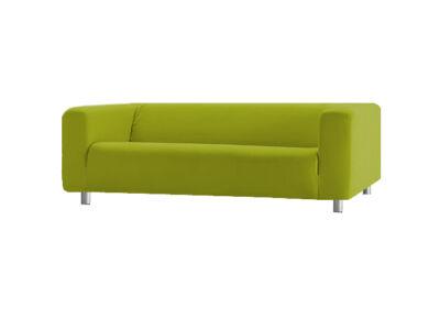Klippan kanapé huzat 4 személyes - zöld