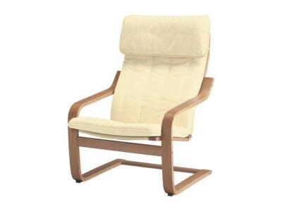 Pello fotel huzat - bézs