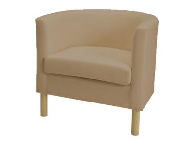 Solsta Olarp fotel huzat -  világosbarna