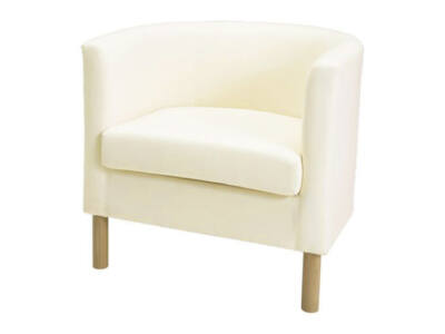 Solsta Olarp fotel huzat  -  törtfehér