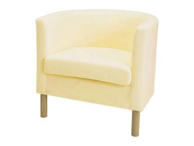 Solsta Olarp fotel huzat  -  bézs