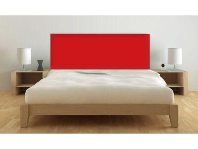 Piros falvédő