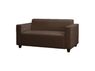 Klobo kanapé huzat - csokoládébarna