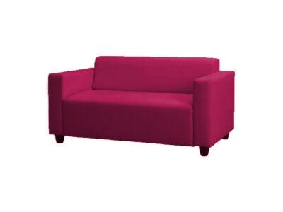 Solsta kanapé huzat kinyitható -  magenta
