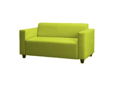 Solsta kanapé huzat (nem kinyitható) -  neon zöld