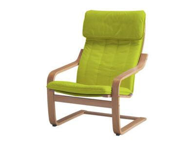Pello fotelhuzat - neon zöld
