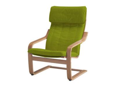 Poang gyerek fotelhuzat - zöld