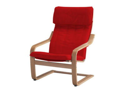 Poang fotelhuzat  - piros