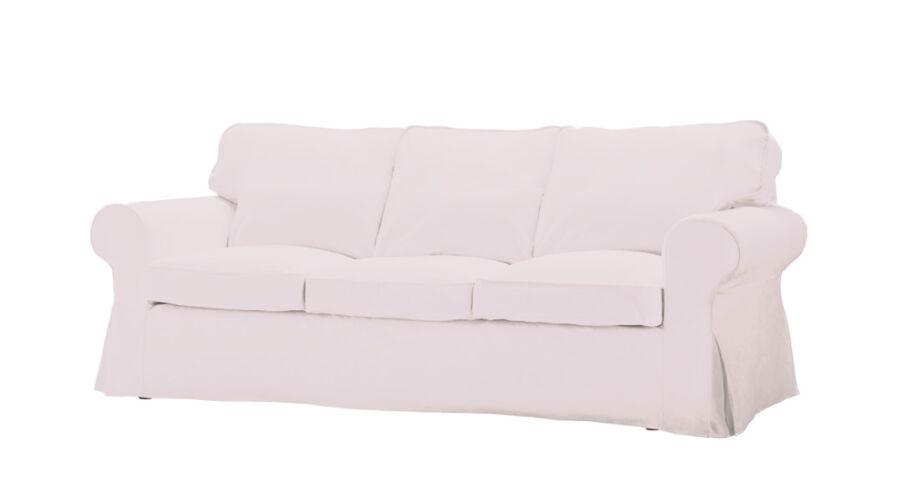 Solsta kanapé huzat (nem kinyitható) törtfehér IKEA